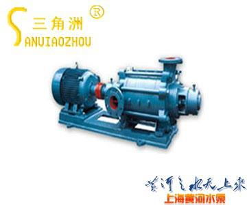 TSWA Model Horizontal Multistage Centrifugal Pumps