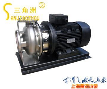 ZS Stainless Steel Horizontal Single-Stage Centrifugal Pump