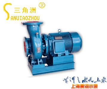ISW Model Horizontal Inline Centrifugal Pump