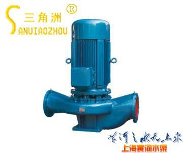 ISG Series Vertical Inline Centrifugal Pump