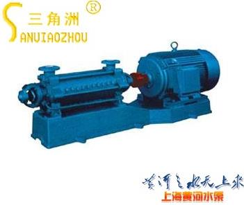 D&DG Model Horizontal Multistage Centrifugal Pumps