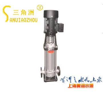 CDLF Series Light Vertical Stainless Steel Multistage Pumps