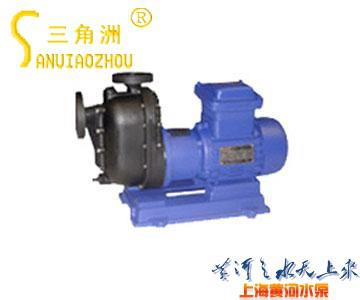 ZCQF Model Fluoroplastics Self-priming Magnetic Pump