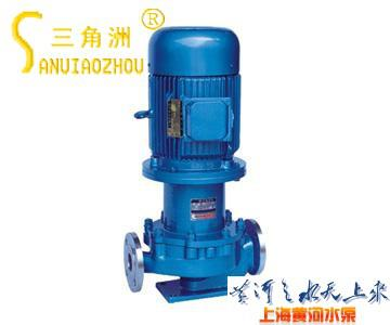 CQSG Model Pipeline Type Magnetic Pump
