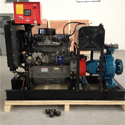 KDS Model Full Automatic Diesel Emergency Water Supply Pump(Diesel Centrifugal Pump Group)