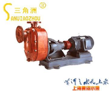 ZS Model Horizontal Type Glass Fiber Reinforced Plastic Self-priming Pumps