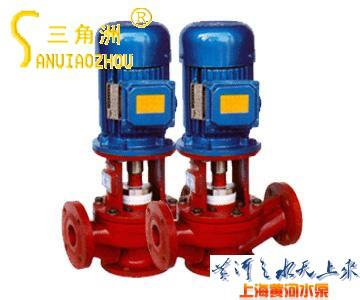 SL Model Phenolic Aldehyde Glass Fiber Reinforced Plastic Inline Pump
