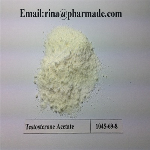 Hot Item Legit Gear Testosterone Acetate Powder from rina@pharmade.com