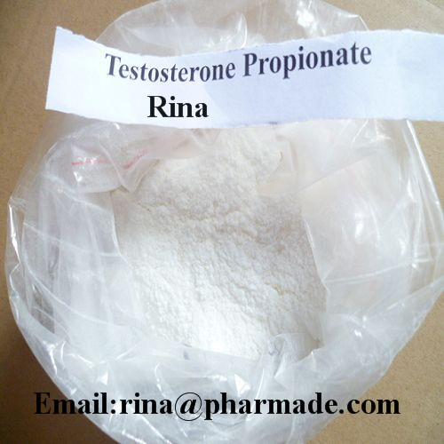 Quanlity Testosterone Propionate Anabolic from rina@pharmade.com