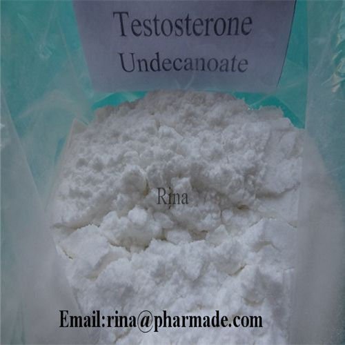Testosterone Undecanoate Andriol  Anabolic Steoid from rina@pharmade.com