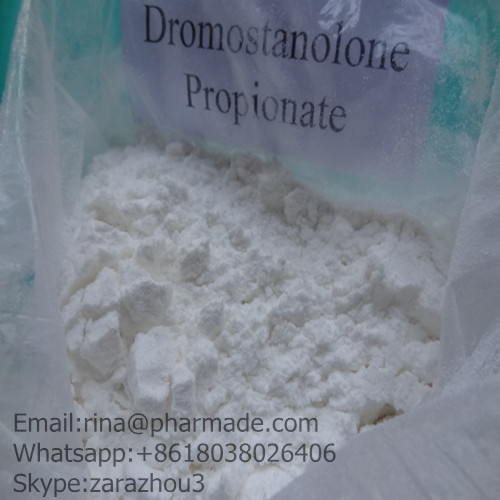 Drostanolone Propionate Anabolic Steroid Worldwide Shipping from rina@pharmade.com