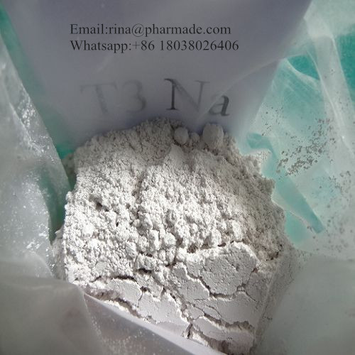 Weight Loss Liothyronine Sodium T3 Fat Loss Powder from rina@pharmade.com