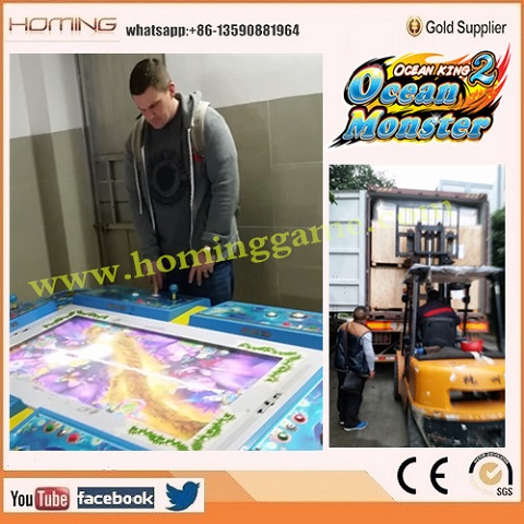 IGS new games---Ocean Monster arcade fishing game machine/ fish gambling machines