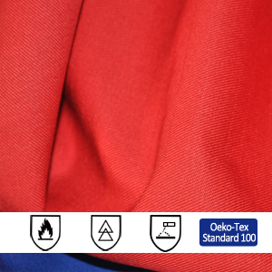 CP Cotton Flame Retardant Fabric