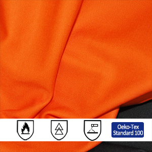 CP Cotton Polyester Flame Resistant Fabric