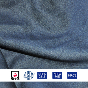 CP Denim Flame Resistant Fabric