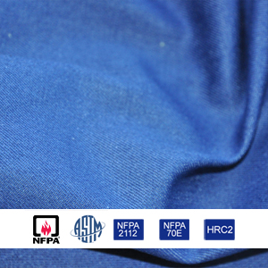 ASTM Denim Fire Retardant Fabric