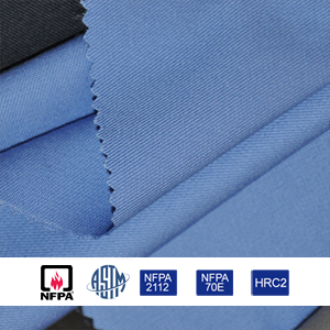 8oz Cotton Nylon Anti Arc Fabric