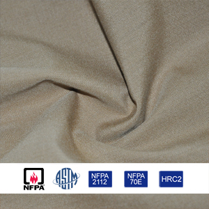 NFPA 2112 Aramid Fire Resistant Fabric