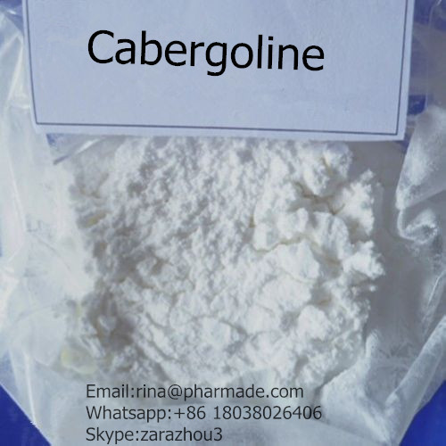 Cabergoline Parkinson Treatment Raw Powder from