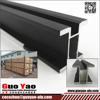 China Extruded Aluminum Sliding Window Profiles
