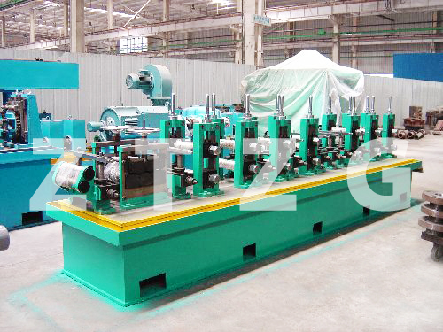 ERW32 carbon steel HF Straight Welded Pipe production Line