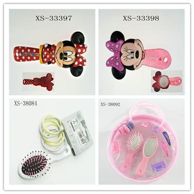 Baby And Kids Hair Combs Set