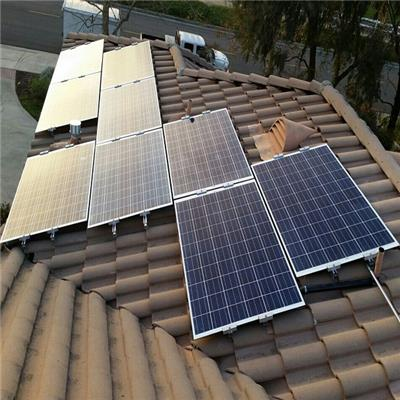 Flat Tile Roof Mounting System