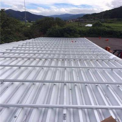 Trapezoidal Metal Roof Mounting System