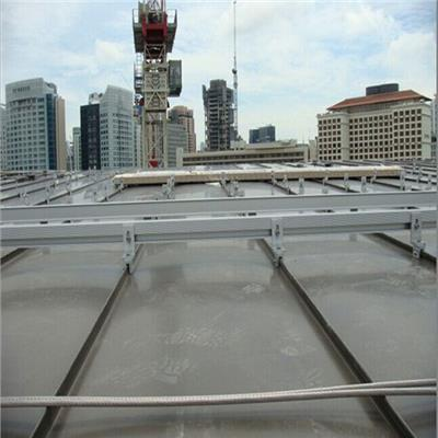 Standing Seam Roof Mounting System