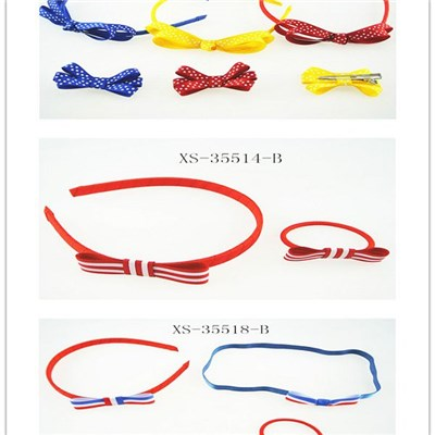 Baby And Kids Grosgrain Head Bands