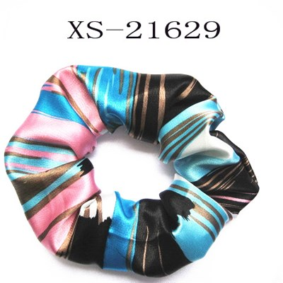 Top Sale Good Quality Satin Polyester Scrunchies