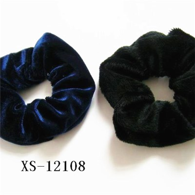 Professional Hair Velvet Scrunchies