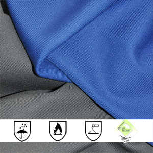 EN 13034 Modacrylic Fireproof Waterproof Fabric