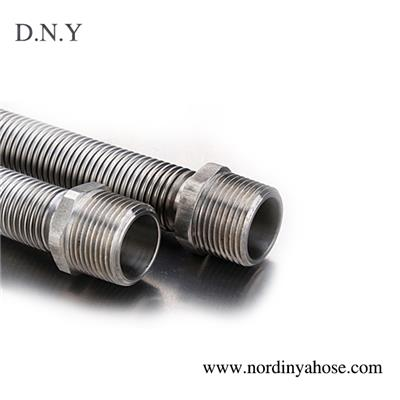 DN12 FM Flexible Metal Gas Hose