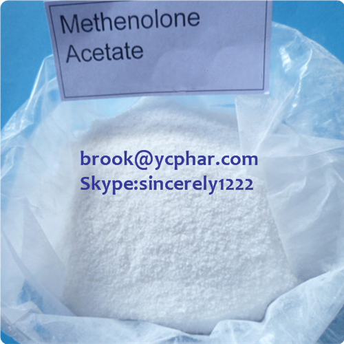 CAS 434-05-9 Methenolone Acetate