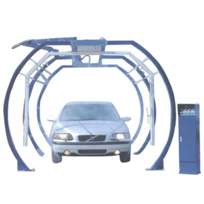 Overbridge Touchless Car Wash Machine
