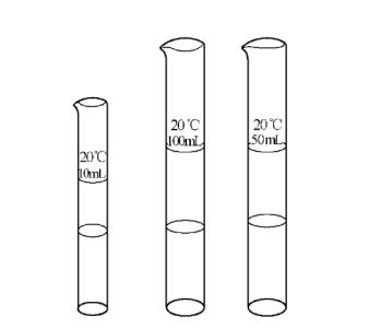 Glass Colorimeter Tube
