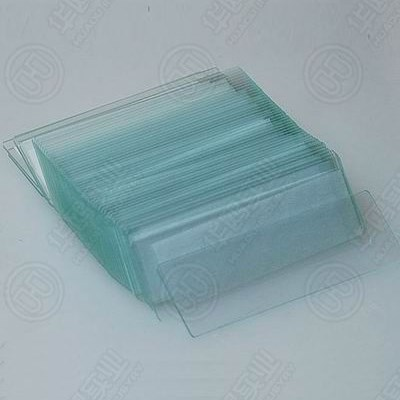Ground Edges Microscope Slide