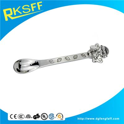 Zinc Alloy Baby Spoon