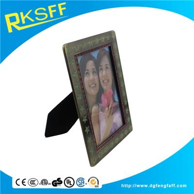 Zinc Alloy Star Bronzer Photo Frame