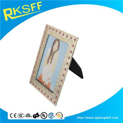 Zinc Alloy Square Photo Frame