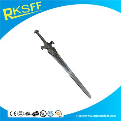 Zinc Alloy Large Swords Letter Opener