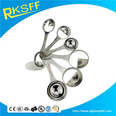 Zinc Alloy Measuring Spoon Set