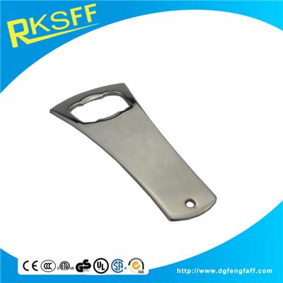 Zinc Alloy Common Bottle Opener