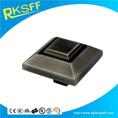 Zinc Alloy Square Drawer Door Handle