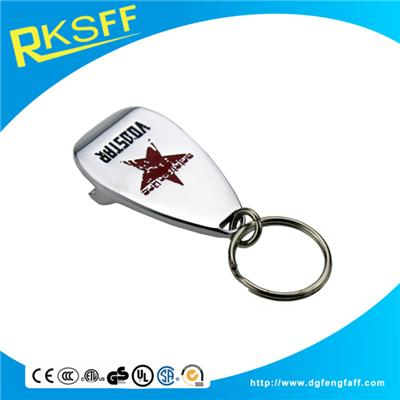 Zinc Alloy Star Bottle Opener