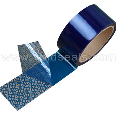 Partial Transfer Security Tapes