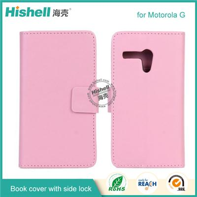 Leather Case For Motorola