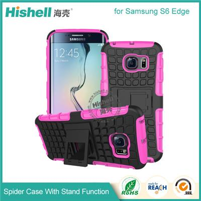 Combo Case For Samsung S6 Edge